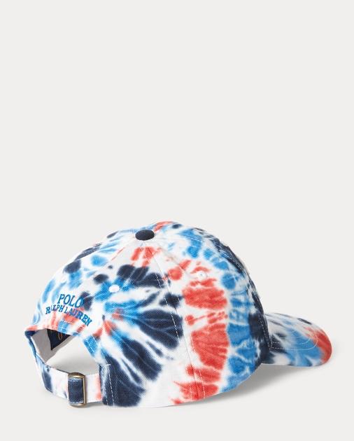 fc4d3e7f7b Tie-Dye Cotton Twill Cap