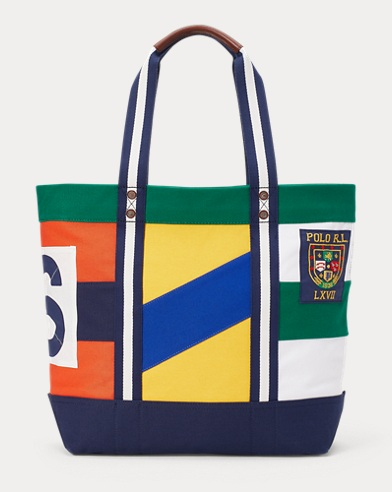 d64c7889a0 Rugby Canvas Tote. Take 30% Off. Polo Ralph Lauren
