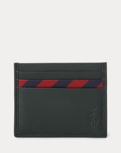 b6bf5ba0c Billeteras para hombre | Ralph Lauren