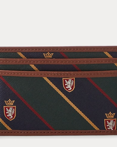 8465b2893439 Men's Wallets, Card Holders, Keychains, & Leather Goods | Ralph Lauren