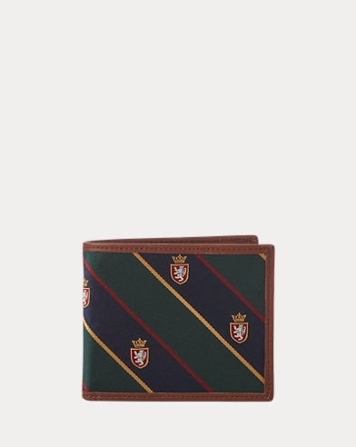 e04722fa7ee Men's Wallets, Card Holders, Keychains, & Leather Goods | Ralph Lauren
