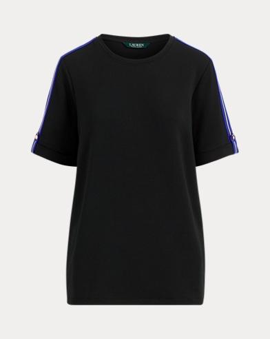 Track-Stripe T-Shirt