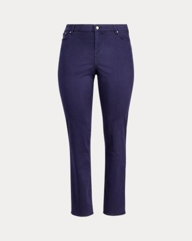 Jeans Premier dritti in rasatello