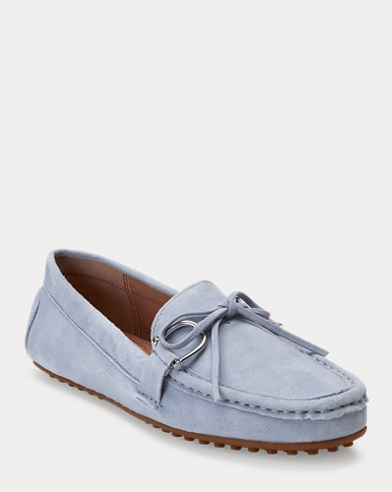 Mocassins Briley II en daim