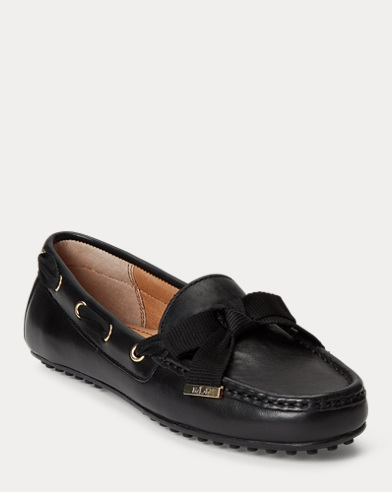 Becka Leather Loafer