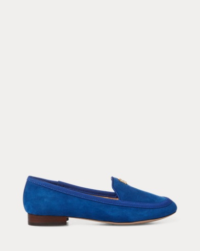 Clair Suede Flat
