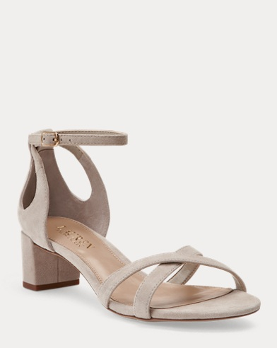 Folly Suede Sandal
