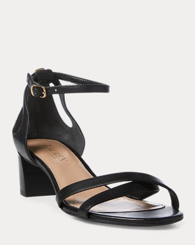 Folly Leather Sandal