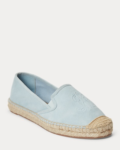 Espadrillas Destini in camoscio