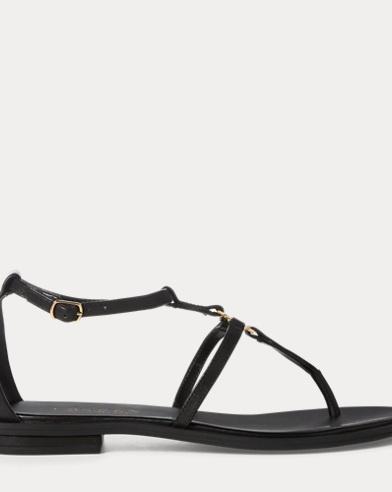 Nalaine Leather Sandal