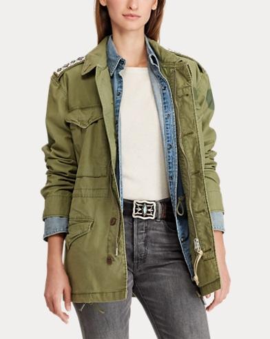 dcf1ffdb Chaquetas y abrigos para mujer | Ralph Lauren
