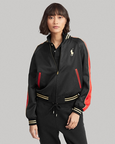 Lunar New Year Bomber Jacket