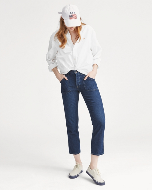 1452a1dd5 Polo Ralph Lauren Workwear Denim Skinny Jean 7