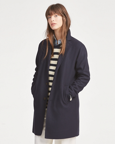 Trench in misto lana