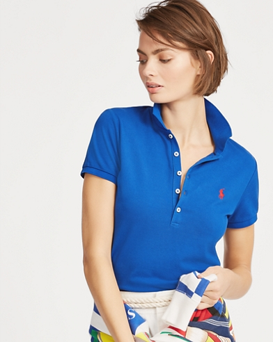 Women s Polo Shirts - Long   Short Sleeve Polos  00223db5f
