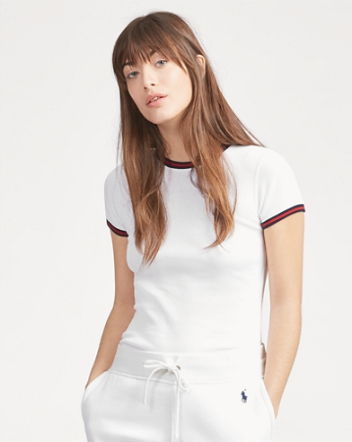 Ribbed Cotton Shirt