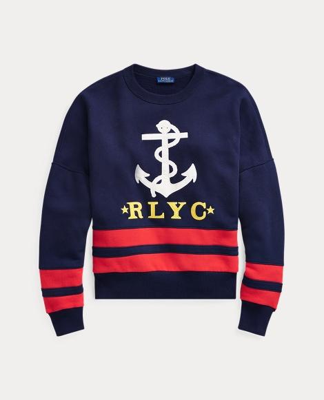 Anchor Fleece Pullover