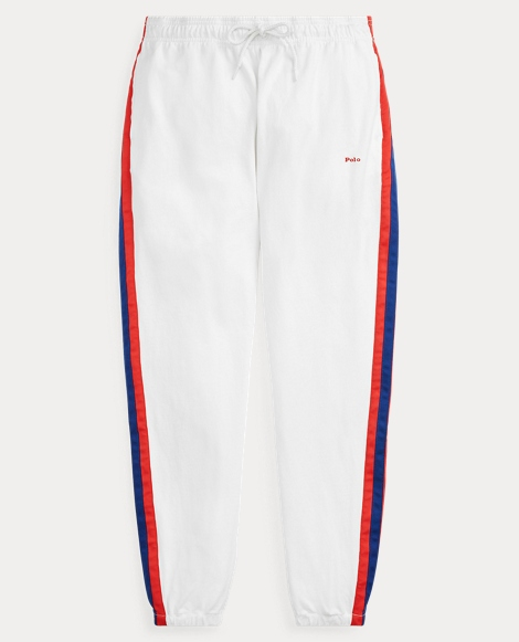 Striped Jersey Track Pant