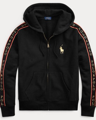 Lunar New Year Fleece Hoodie