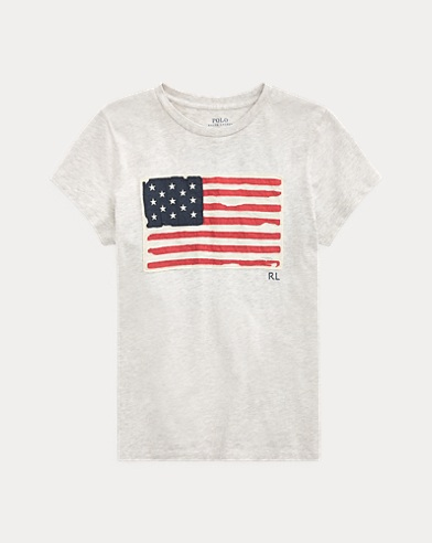 Flag Cotton Tee