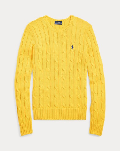Polo Ralph Lauren. Striped Cotton Sweater.  248.00. Save to Favorites ·  Cable-Knit Cotton Sweater. color ... e8f4b8895