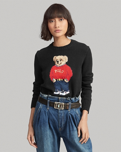 Lunar New Year Bear Jumper