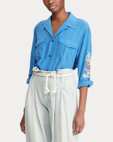 6aaa2f089e0e Chemises et blouses pour femmes   Ralph Lauren
