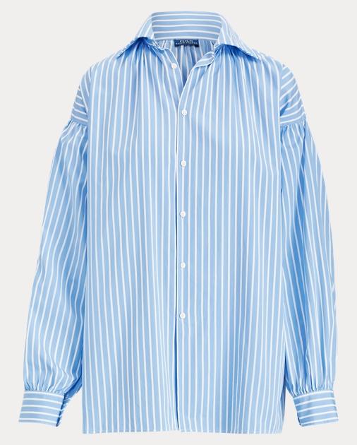 4c8169fd Polo Ralph Lauren Puff-Sleeve Button-Down 2