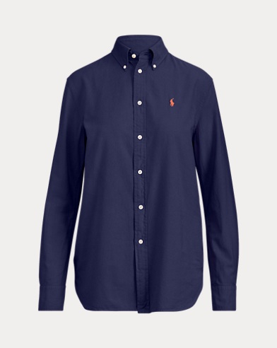 32115bdf5827f Take 30% Off. Polo Ralph Lauren. Relaxed Fit Oxford Shirt.  98.00
