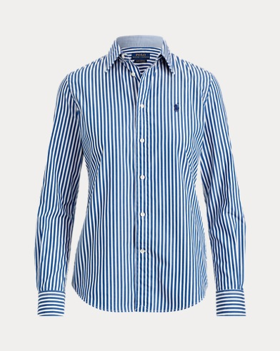 3b5ccba154c8a8 Slim Stretch Fit Striped Shirt. Take ...