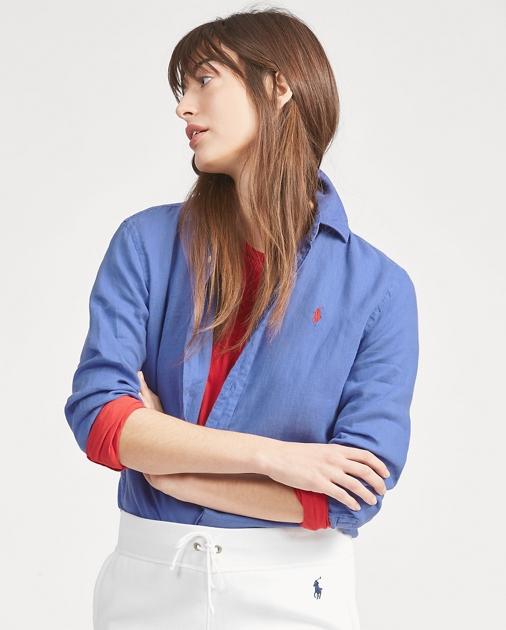 Polo Ralph Lauren Relaxed Fit Linen Shirt 1