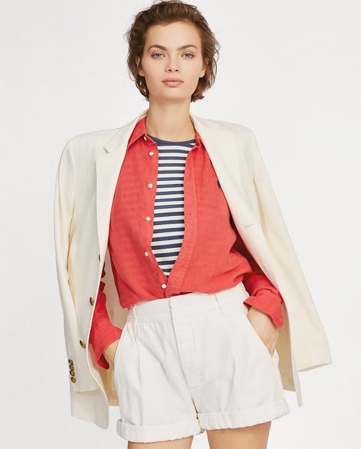a2250307a Polo Ralph Lauren Relaxed Fit Linen Shirt 1