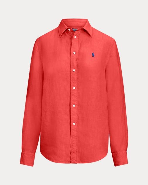 ad8c27443 Polo Ralph Lauren Relaxed Fit Linen Shirt 2