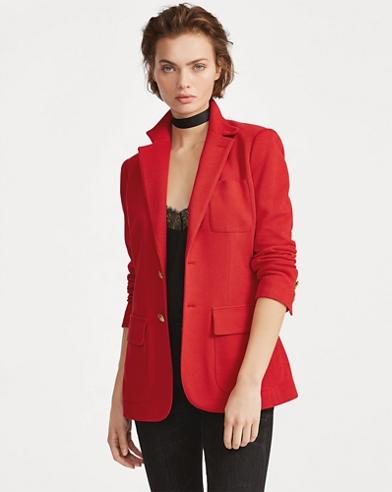 0603c517c0dc Designer Blazers for Women   Tailored Jackets   Ralph Lauren UK