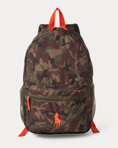 Camo Academy Backpack