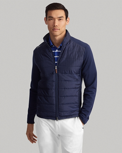 Stretch Wool Golf Jacket