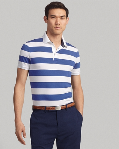 Custom-Slim Sport-Polohemd