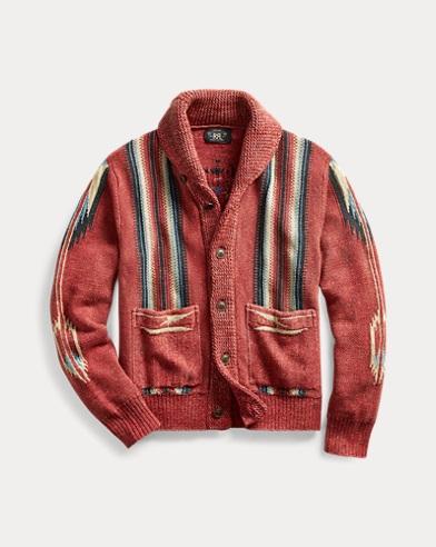 Cotton-Linen-Silk Cardigan