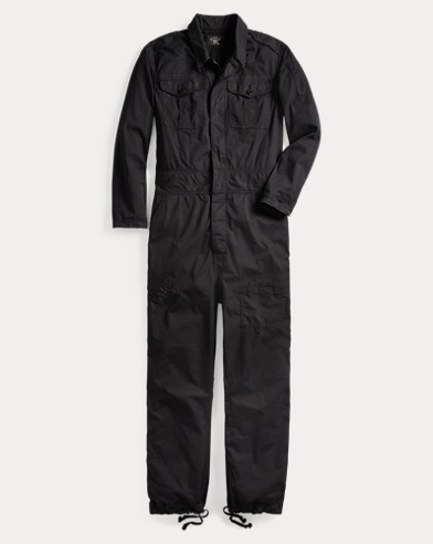 Cotton Twill Coverall