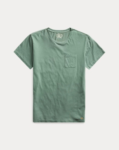 Cotton Jersey Pocket Tee