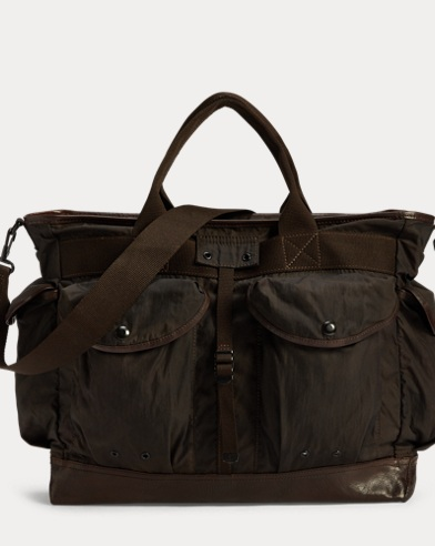 47dcca81da Camo-Print Messenger Bag