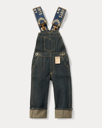 Limited-Edition Mini Overall