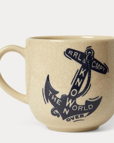 Hand-Painted Souvenir Mug