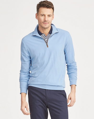 Active Fit Terry Pullover