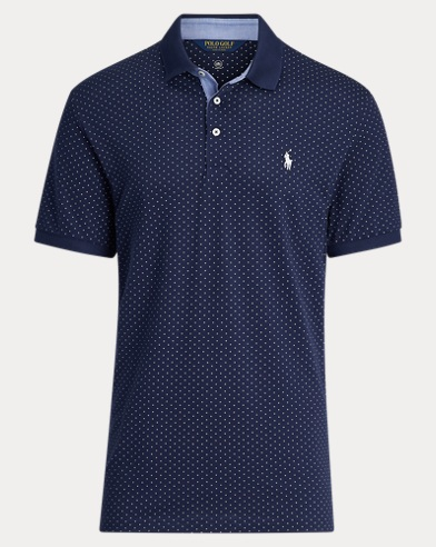 Polo técnico Custom Slim Fit
