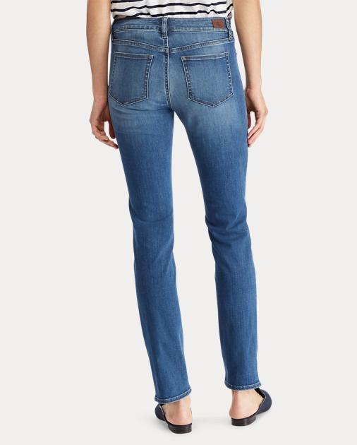 Lauren Premier Straight Jean 4