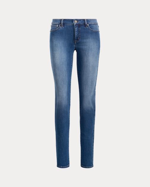 Lauren Premier Straight Jean 1
