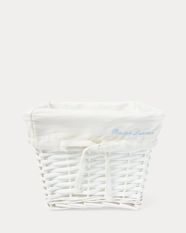 Baby Small Wicker Basket
