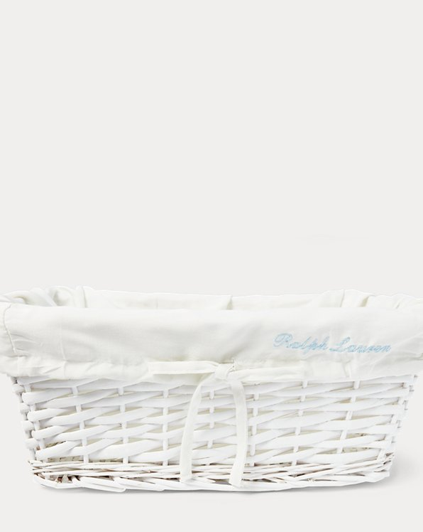 Baby Large Wicker Basket