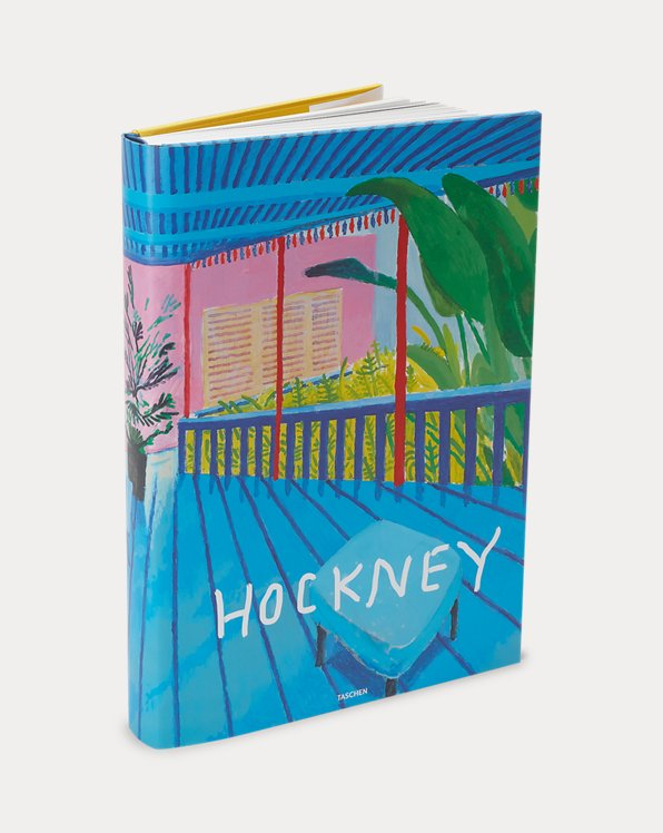 David Hockney : A Bigger Book